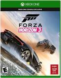 Xbox One Forza Horizon 3
