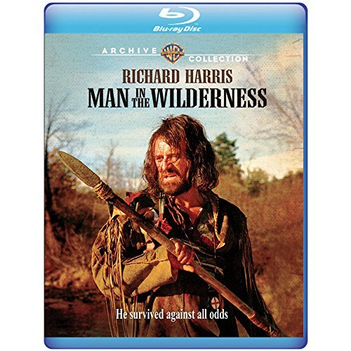 Man In The Wilderness Harris Huston Blu Ray Mod This Item Is Made On Demand Could Take 2 3 Weeks For Delivery