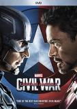 Captain America Civil War Evans Downey Jr. DVD Pg13
