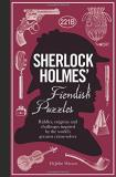 Tim Dedopulos Sherlock Holmes' Fiendish Puzzles Riddles Enigmas And Challenges Inspired By The W