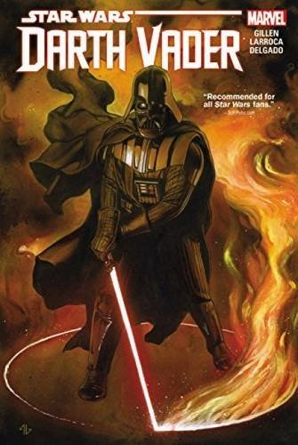 Kieron Gillen Star Wars Darth Vader Volume 1