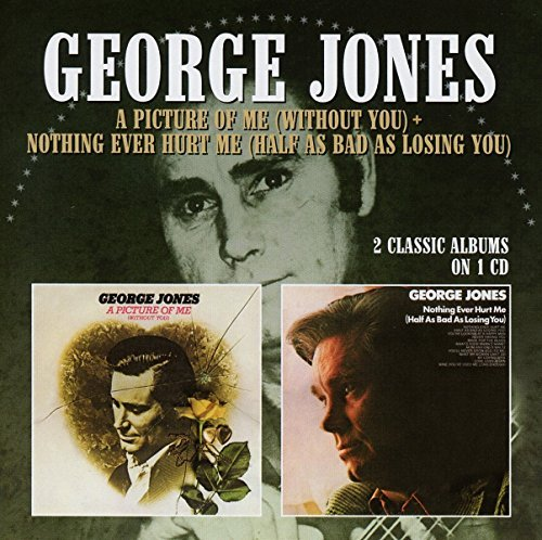 George Jones Picture Of Me (without You) Import Gbr