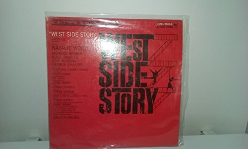 Elmer Bernstein West Side Story Import Gbr