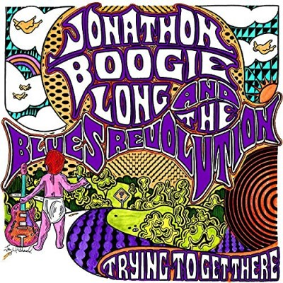 Jonathan Boogie Long/Trying To Get There