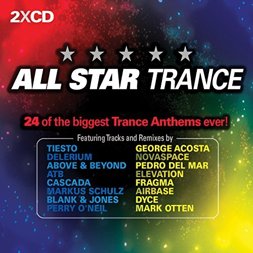 All Star Trance 24 Of The Big All Star Trance 24 Of The Big 2 CD