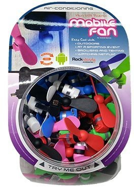 Mobile Fan Mobile Fan For Android Devices Only.