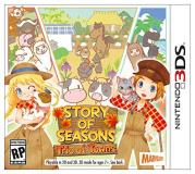 Nintendo 3ds Story Of Seasons Trio Of Towns