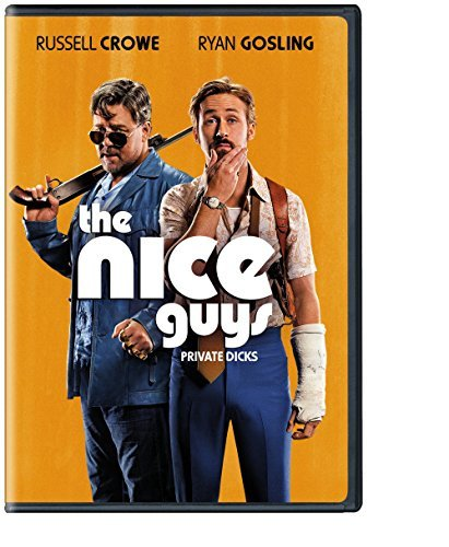 The Nice Guys Crowe Gosling DVD R