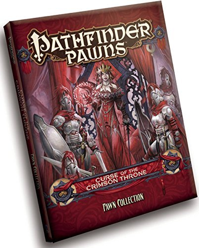 Pathfinder Rpg Pawns Curse Of The Crimson Throne Collection