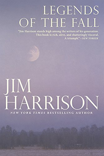 Jim Harrison Legends Of The Fall