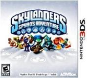 Nintendo 3ds Skylanders Spyro's Adventure (game Only)