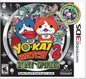 Nintendo 3ds Yo Kai Watch 2 Bony Spirits