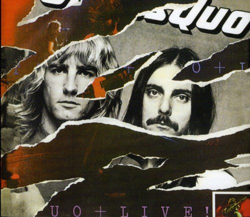 Status Quo Live Import Eu 2 CD