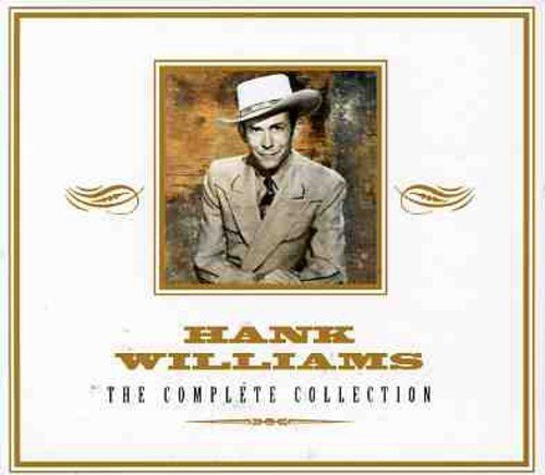 Hank Williams Complete Collection Import Gbr 3 CD Set