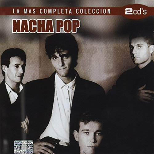 Nacha Pop La Mas Completa Coleccion Import Eu 2 CD Set