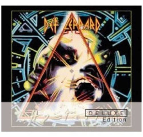 Def Leppard Hysteria Deluxe Ed. 2 CD