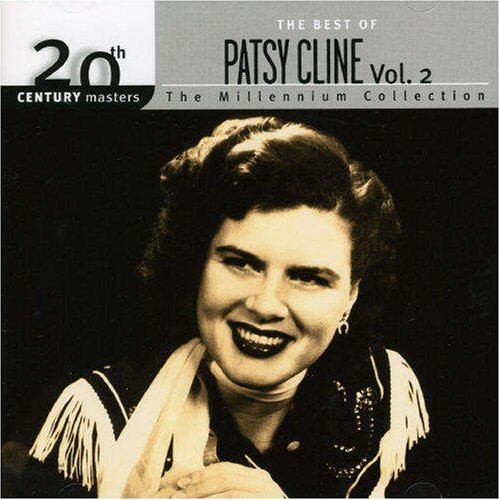 Patsy Cline Vol. 2 20th Century Masters Import Can