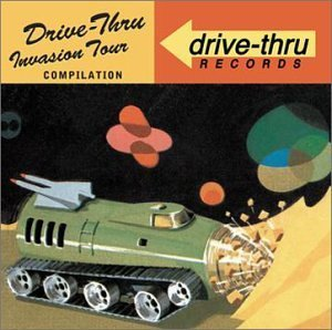 Drive Thru Invasions Sampler Drive Thru Invasions Sampler Senses Fail Movielife Allister Home Grown New Found Glory