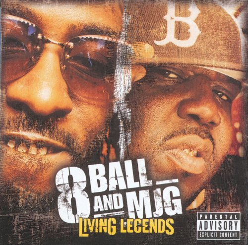 8ball & Mjg Living Legends Explicit Version Living Legends