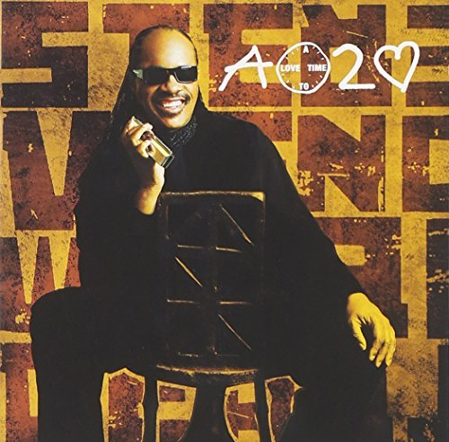 Stevie Wonder Time To Love Time To Love