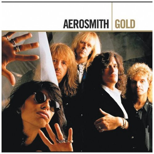 Aerosmith Gold 2 CD