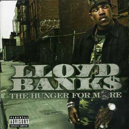 Lloyd Banks Hunger For More Import Gbr Incl. Bonus Track