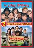 Little Rascals Double Feature DVD