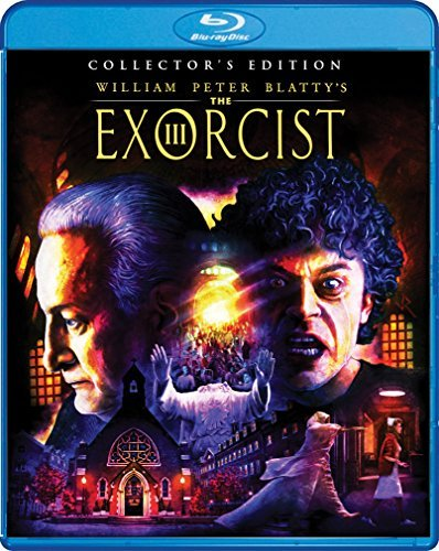 Exorcist 3 Scott Flanders Miller Williams Blu Ray R