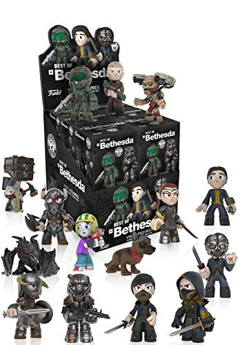 Funko Funko Mystery Mini Bethesda All Stars 12pc Pdq