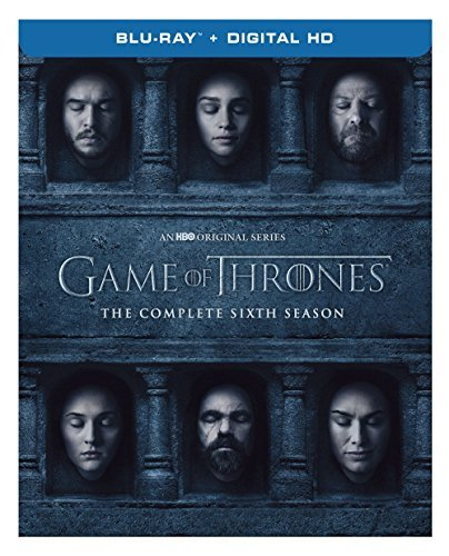 Game Of Thrones Season 6 Blu Ray Dc