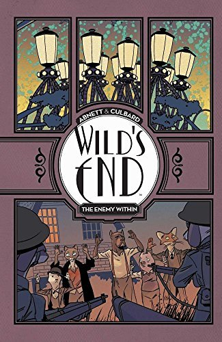 Dan Abnett Wild's End The Enemy Within