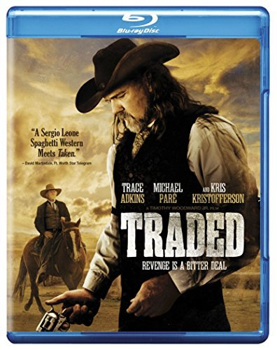 Traded Kristofferson Adkins Blu Ray Nr