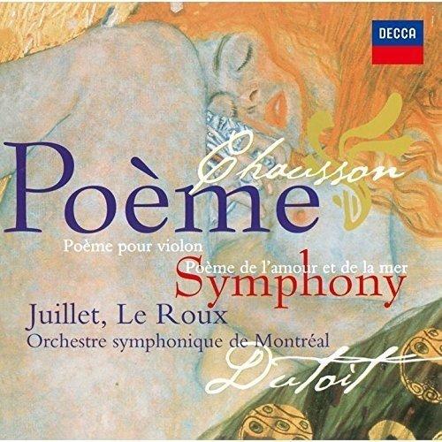 Charles Chausson / Dutoit/Chausson: Symphonie / Poeme@Import-Jpn