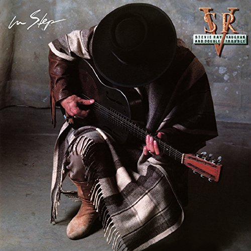 Stevie Ray Vaughan In Step 200 Gram Vinyl
