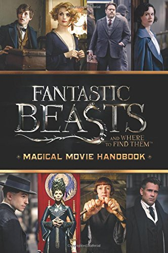 Scholastic Magical Movie Handbook (fantastic Beasts And Where