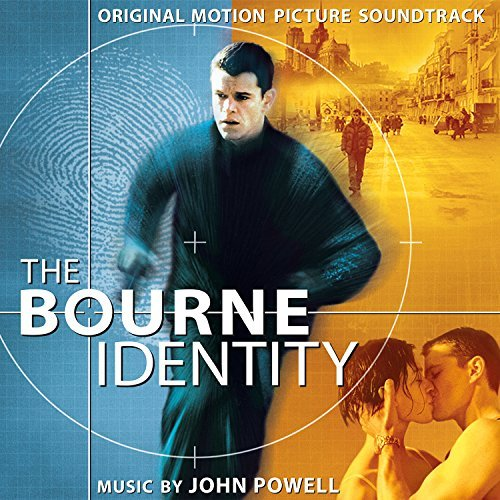 Bourne Identity Soundtrack (military Green Vinyl) John Powell