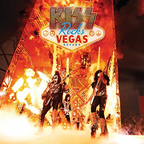 Kiss Kiss Rocks Vegas