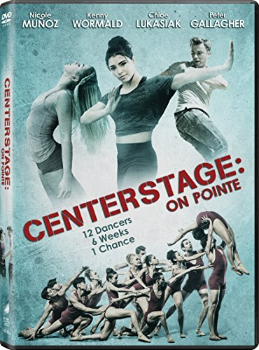 Center Stage On Pointe Munoz Gallagher DVD Pg