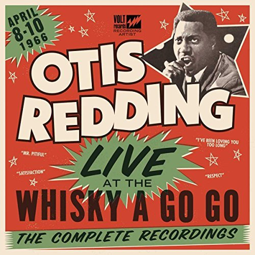 Otis Redding Live At The Whisky A Go Go The Complete Recordings 6 CD