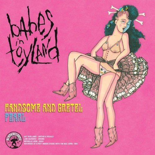 Babes In Toyland Handsome & Gretel Pearl