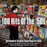 100 Hits Of The 50s 100 Hits Of The 50s Import Gbr 4cd