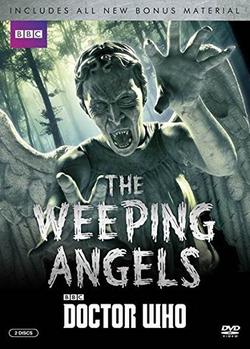 Doctor Who Weeping Angels DVD