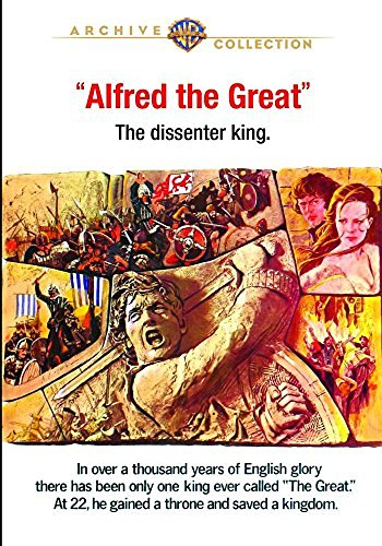 Alfred The Great Alfred The Great DVD Mod This Item Is Made On Demand Could Take 2 3 Weeks For Delivery