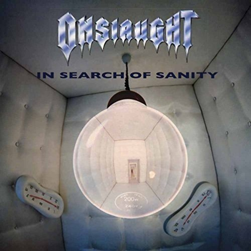 Onslaught In Search Of Sanity Import Gbr 2cd