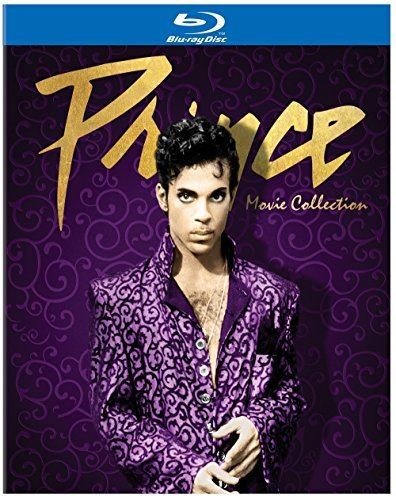 Prince Triple Feature Blu Ray Purple Rain Graffiti Bridge Under The Cherry Moon
