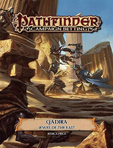 John Compton Pathfinder Campaign Setting Qadira Jewel Of The East