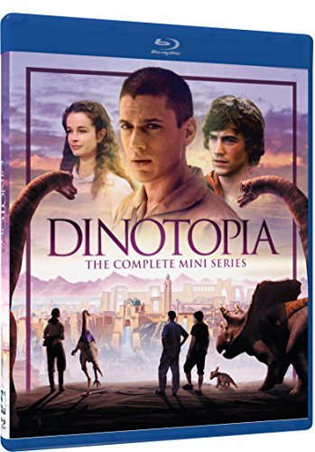 Dinotopia Complete Collection Blu Ray
