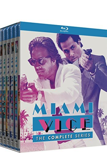 Miami Vice Complete Series Blu Ray