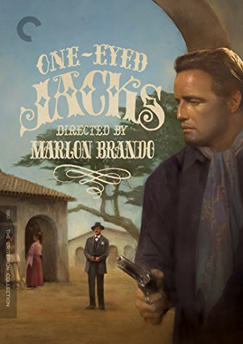 One Eyed Jacks Brando Malden DVD Criterion