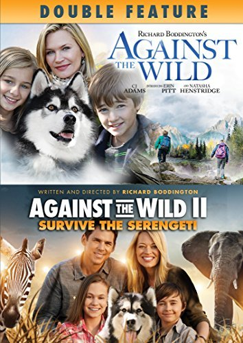 Against The Wild Against The Wild 2 Double Feature DVD